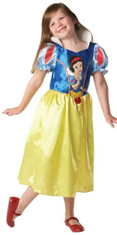 Classic Snow White Costume - Kids